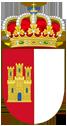 Герб Кастилии - Ла-Манча