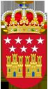 Герб автономного сообщества Мадрид